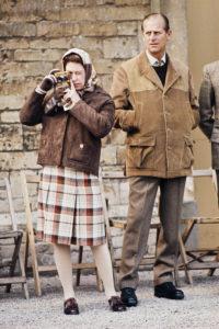 Queen And Philip Camera