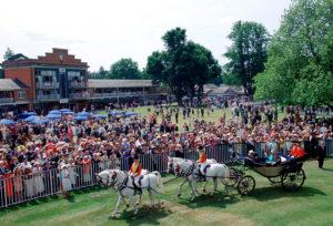 Queen Philip Carriage Ascot