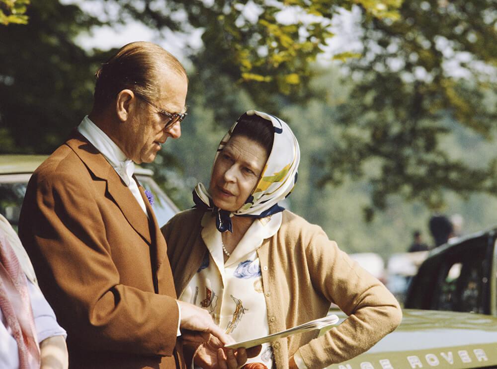 Queen And Philip In Windsor fine art photography