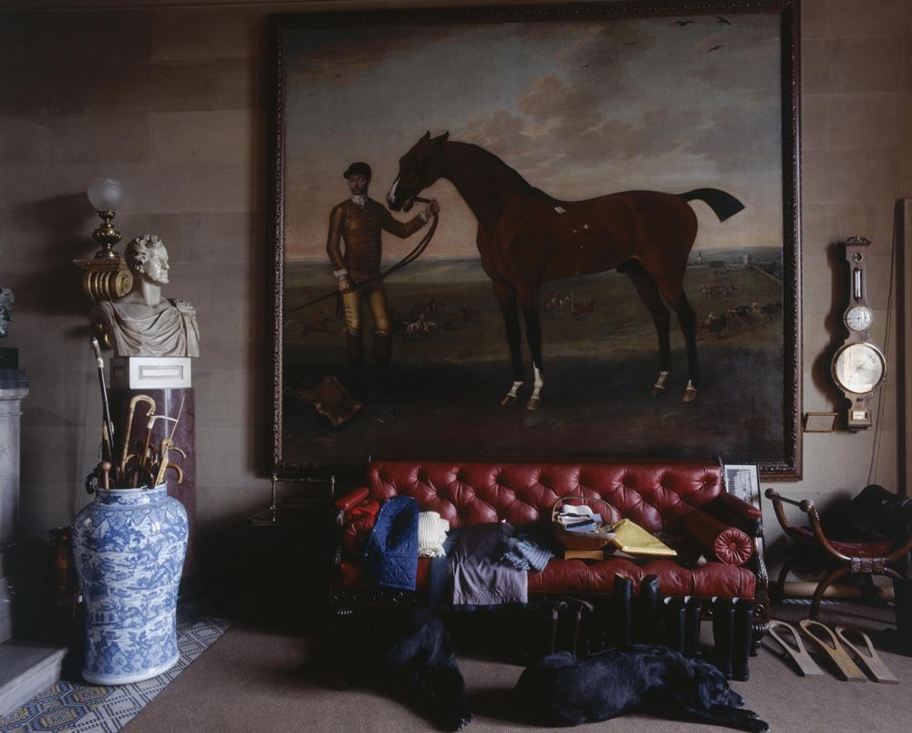 Chatsworth Painting fine art photography
