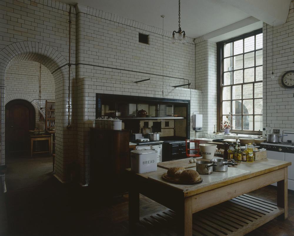 Ardkinglas Kitchen fine art photography