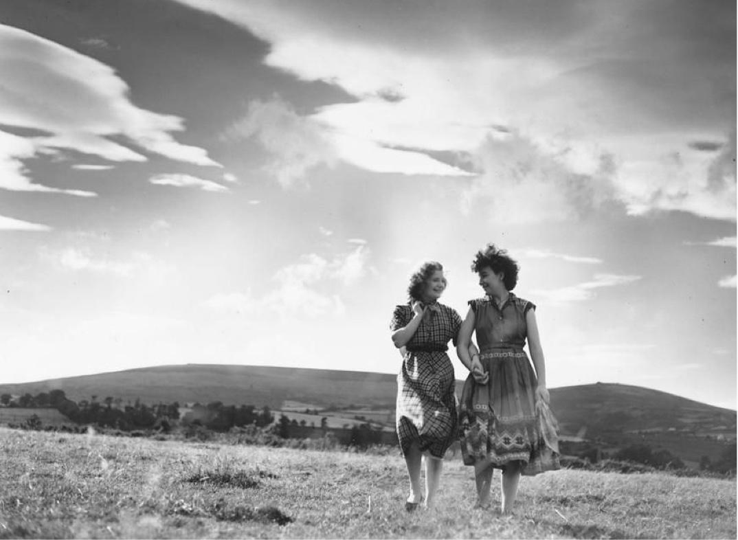 Irish Country Walk fine art photography
