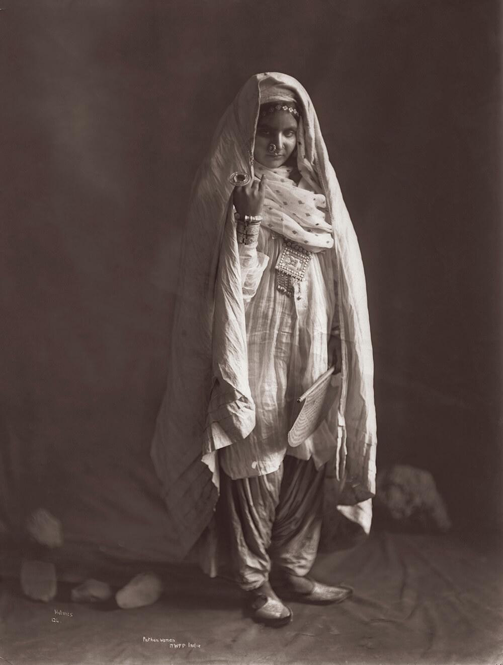 Pathan Woman fine art photography