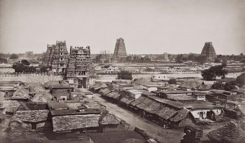 Sri Ranganathaswamy fine art photography