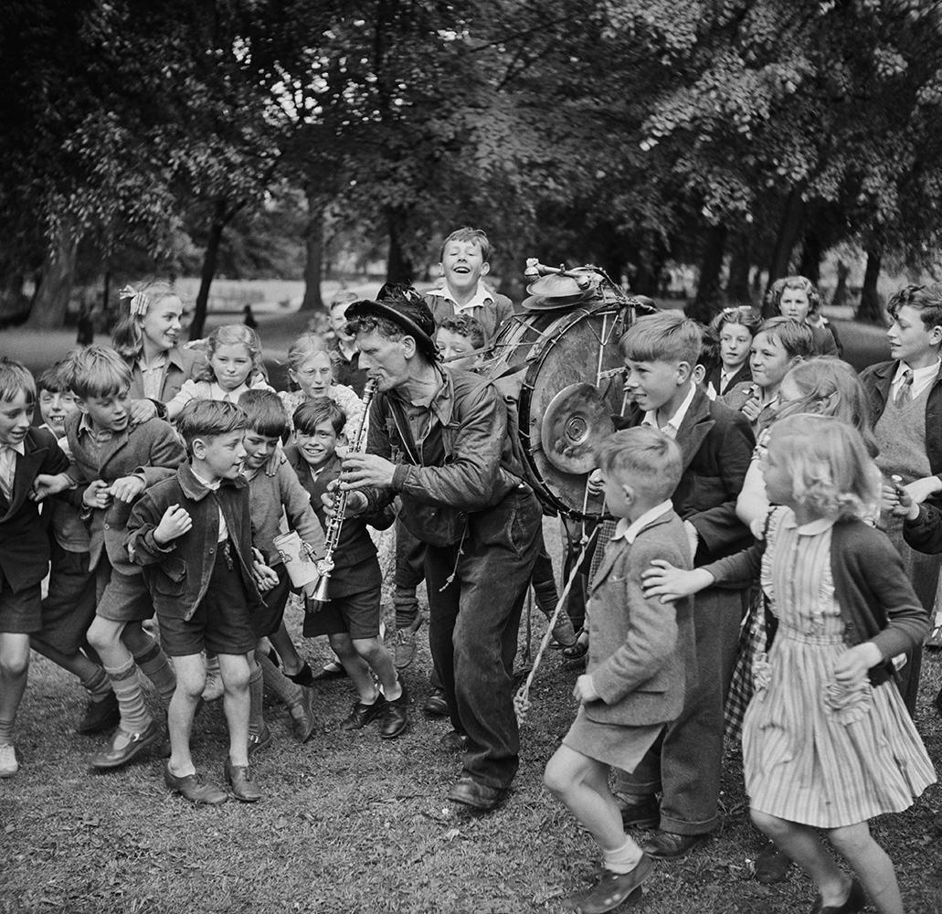 Pied Piper Of Hexham fine art photography