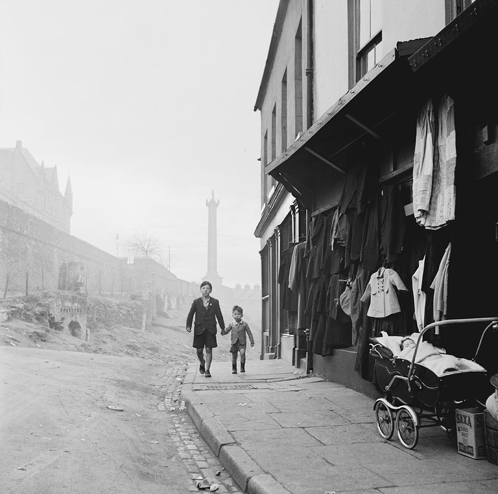 Derry Street fine art photography