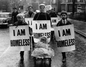 Homeless March