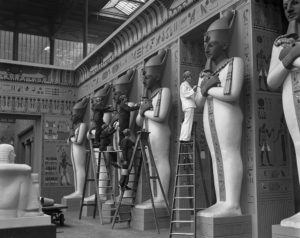 Egyptian Painters
