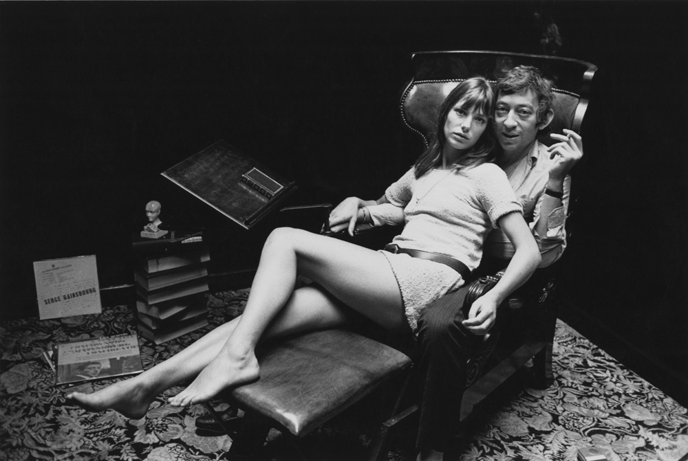 Birkin And Gainsbourg fine art photography