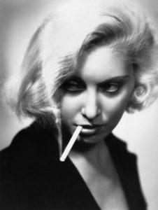 Sultry Cigarette