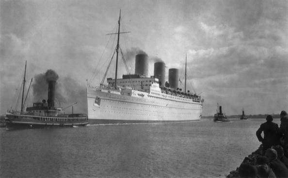 Empress Of Britain fine art photography