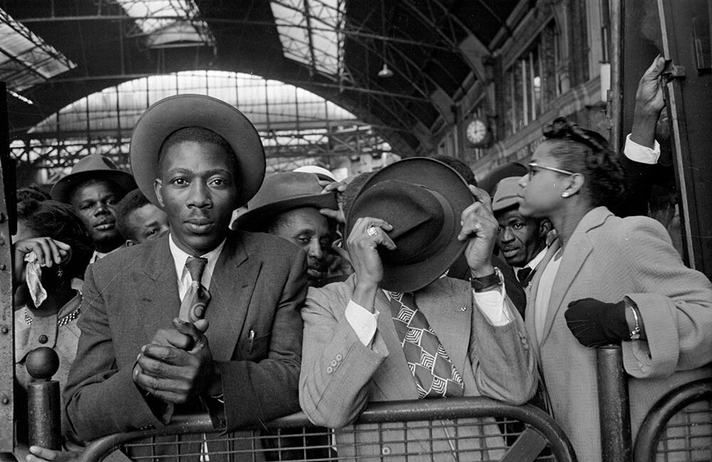 West Indian Arrivals fine art photography