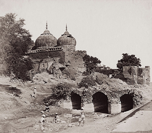 Indian Mosque fine art photography