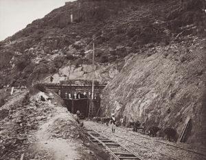 Indian Railway Tunnel