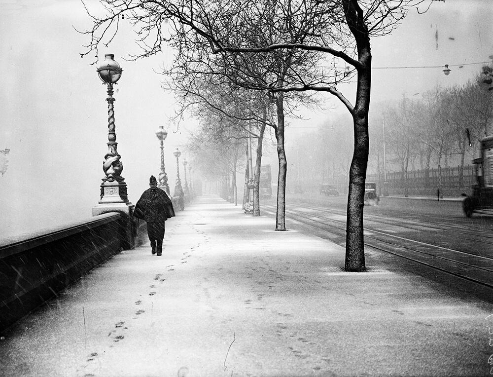 Winter Beat fine art photography