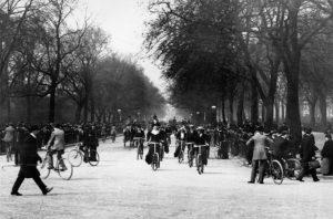 Leisure Cyclists