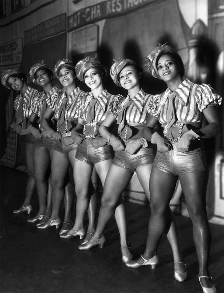 Chorus Girls fine art photography