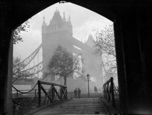 Misty Landmark