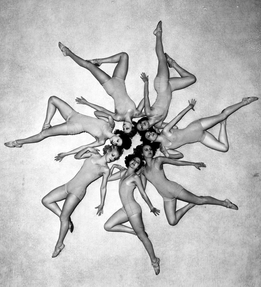 Chorus Formation fine art photography
