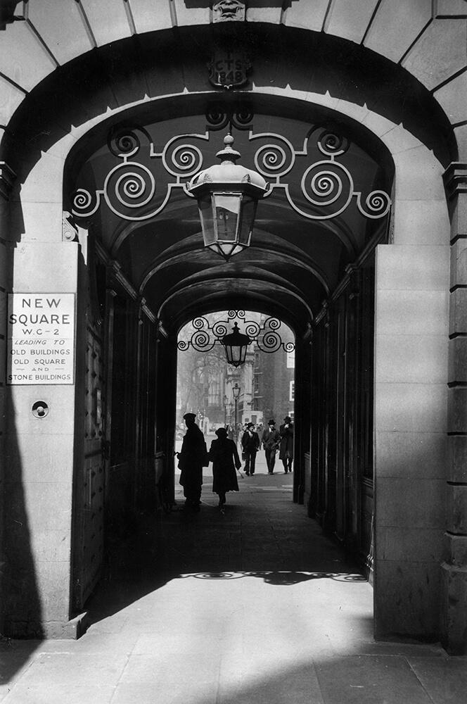 An Old Entrance fine art photography