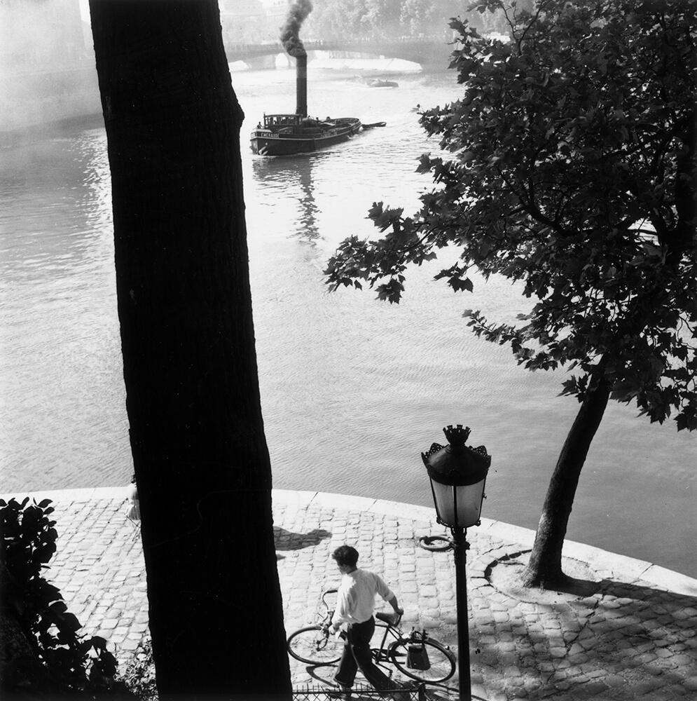 Seine Scenery fine art photography