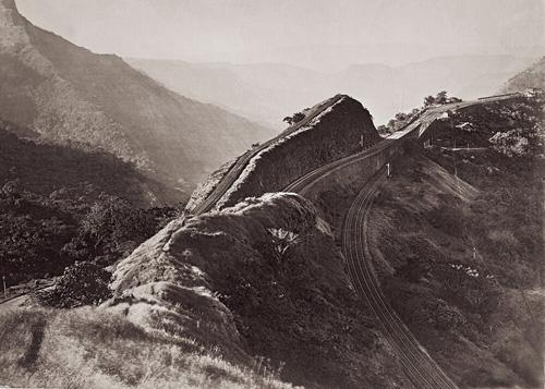 Ridge Rail fine art photography