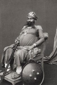 Maharajah Of Karauli