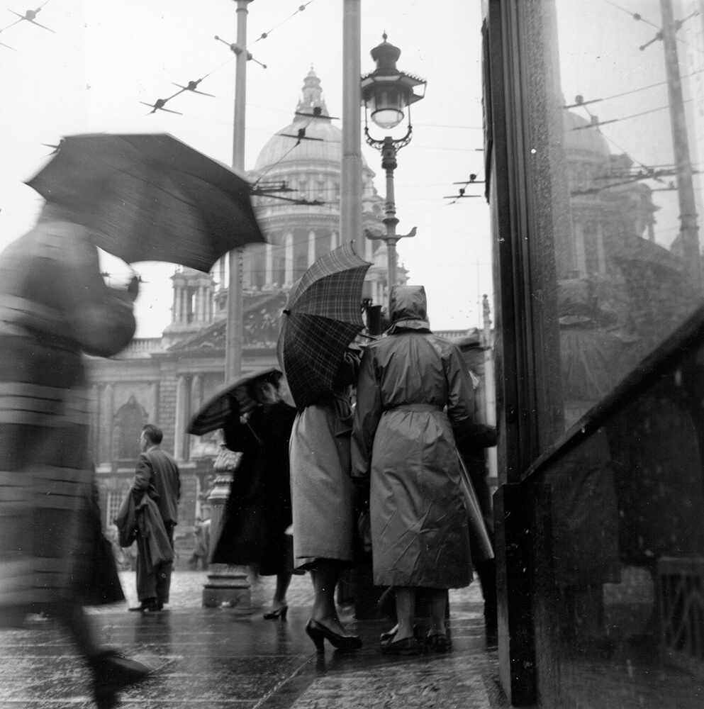 Rain In Belfast fine art photography