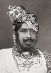 Raja Of Jhabua