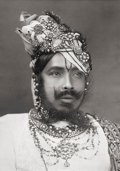 Raja Of Jhabua fine art photography