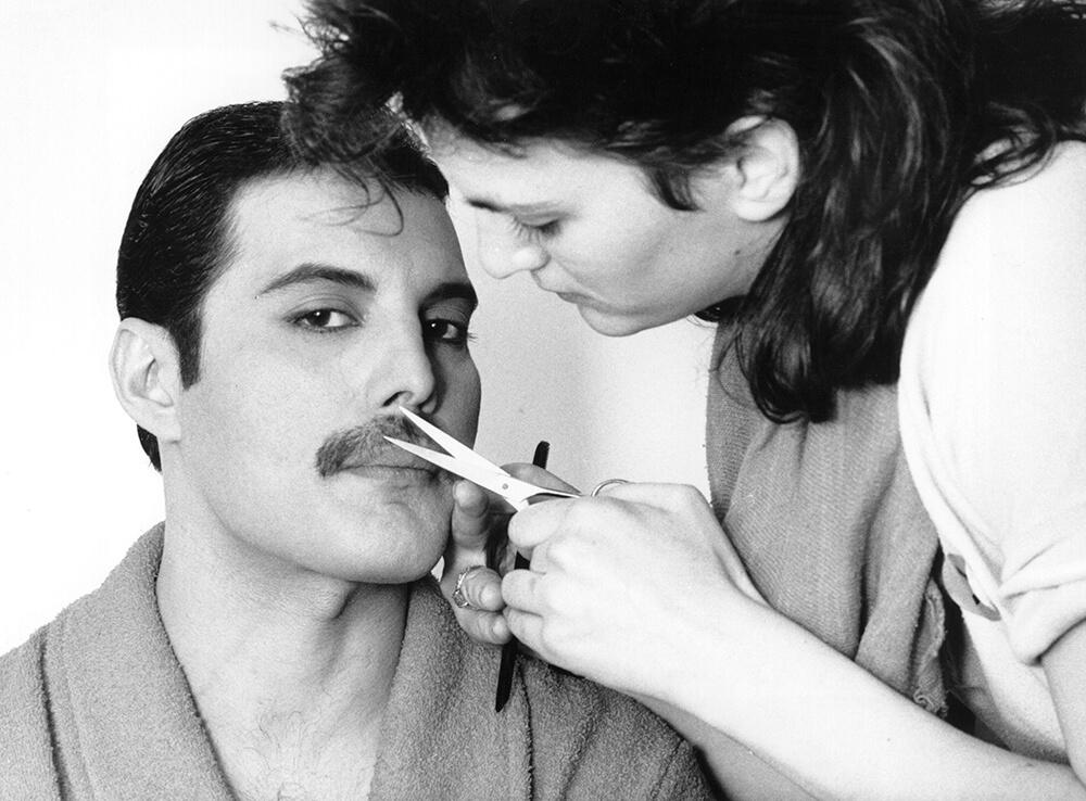 Grooming Freddie fine art photography