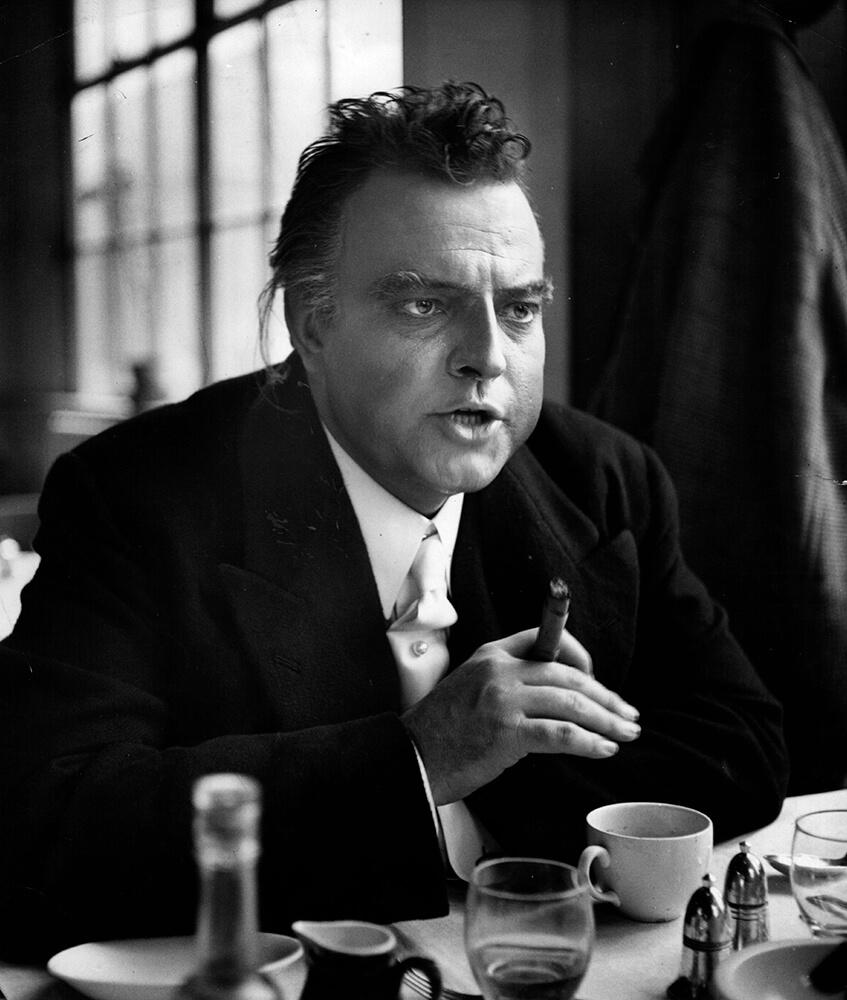 Orson Welles fine art photography