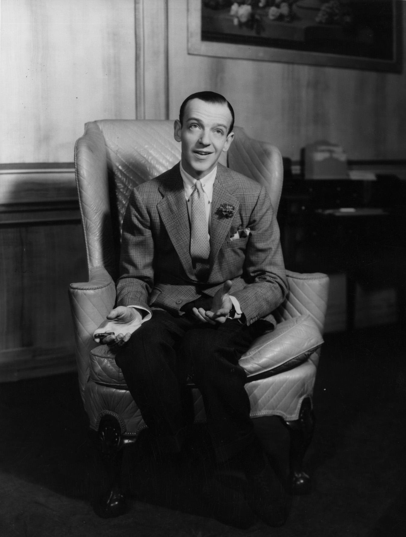 Fred Astaire fine art photography
