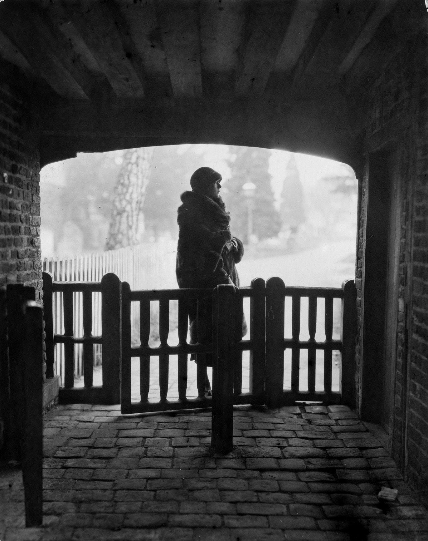 Novak At Gate fine art photography