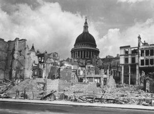 Wartime Devastation