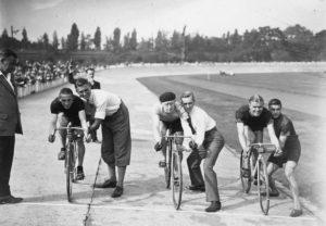 Sprint Cyclists