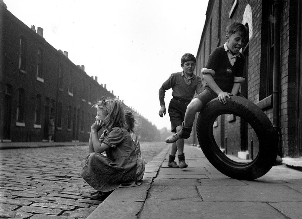 Salford Street Fun fine art photography