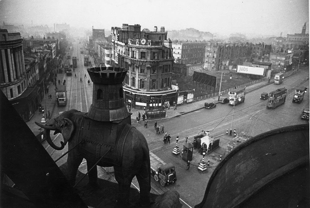 Elephant And Castle fine art photography