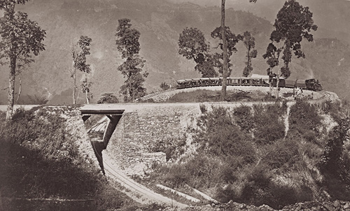 Darjeeling Train fine art photography