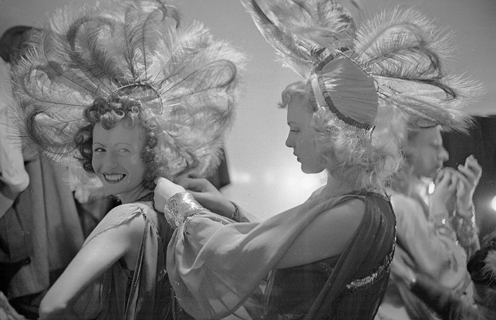 Feather Headdress fine art photography