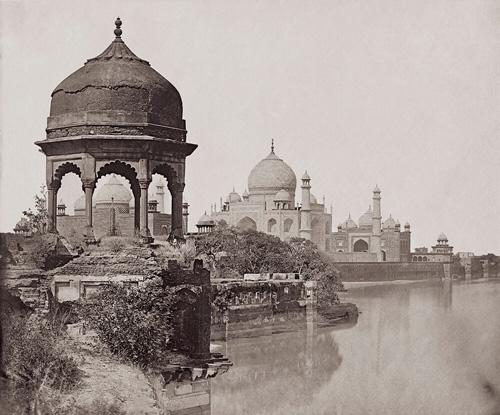 Taj Mahal fine art photography