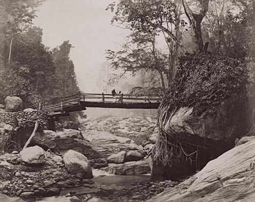 Darjeeling Bridge fine art photography
