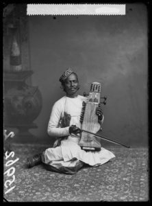 Sarangi Player