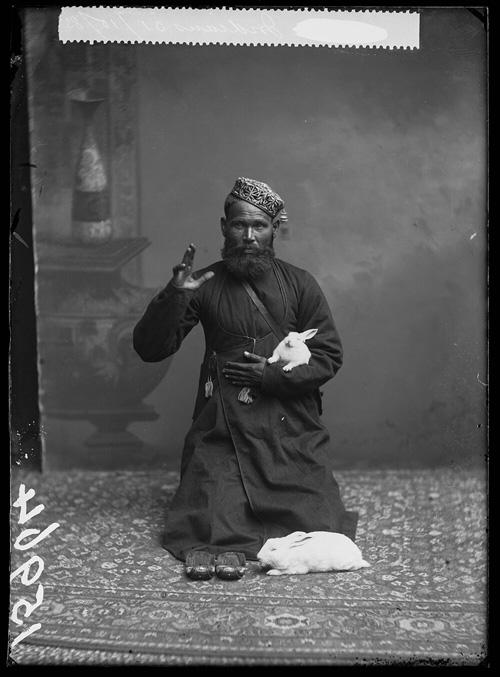 Indian Conjuror fine art photography