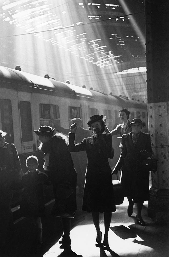 Wartime Terminus fine art photography