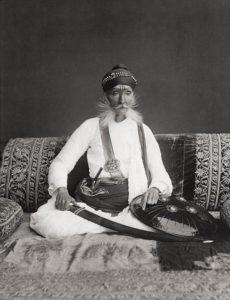Maharajah Sahib Of Bundi