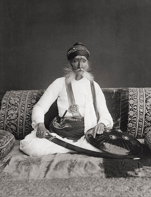 Maharajah Sahib Of Bundi fine art photography