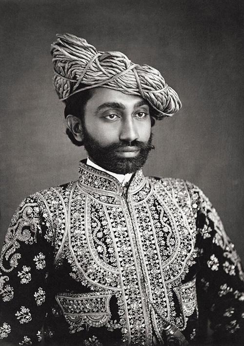 Rajah Sahib Of Liniri fine art photography