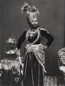 Rajah Sahib Of Rutlam
