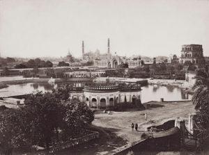 View Of Husainabad